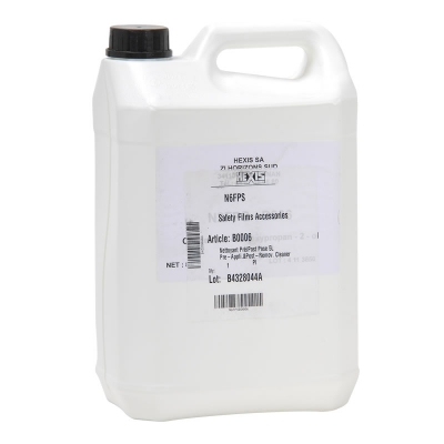 B0006 - Environmentally-friendly liquid for cleaning before or after application