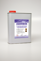 Clean HEXIS - Liquid for cleaning application surfaces