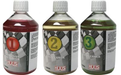 "KITNETCOV - Cleaning liquid ""1-2-3 System"""