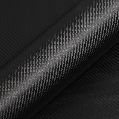 SUPTAC S5CANB - polymeric calendered PVC film - carbon effect
