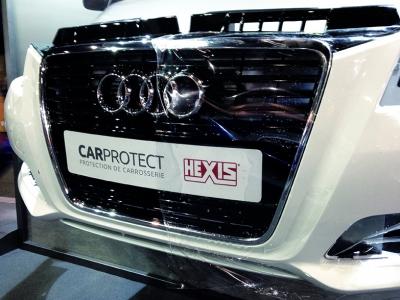 carpro300 film de protection de carrosserie hexis graphics. Black Bedroom Furniture Sets. Home Design Ideas