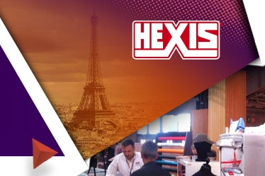 HEXIS at VISCOM PARIS