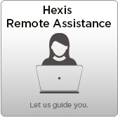 Contact TECHNICAL SUPPORT - HEXIS Graphics