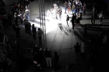 ABBEY ROAD. Les adhésifs renforcés pour la Nuit Blanche Paris