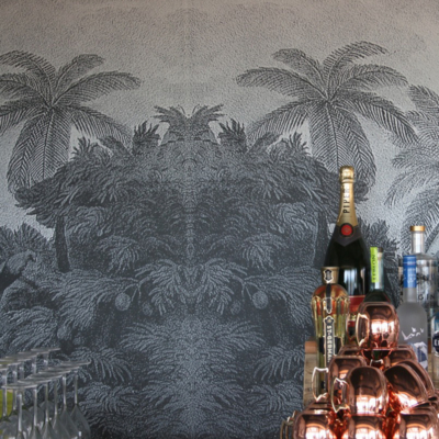 TEXWALL - TEXTILE «WALLPAPER FINISH» - ADHESIVE