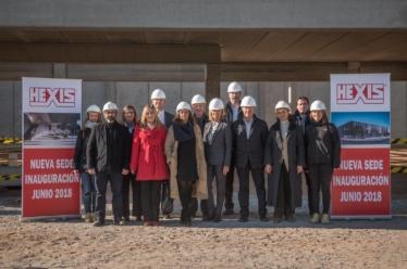Hexis Graphics España, nuevas instalaciones en La Garriga – Barcelona