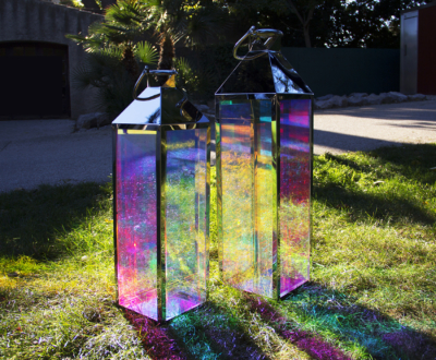 MIAMI - Clear dichroic effect film