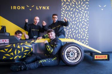 HEXIS annuncia la sponsorship di IRON LYNX Motorsport Academy