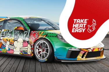 El grupo HEXIS anuncia el lanzamiento de la nueva tecnología TAKE HEAT EASY® incorporada en su nuevo film imprimible Premium de PVC fundido