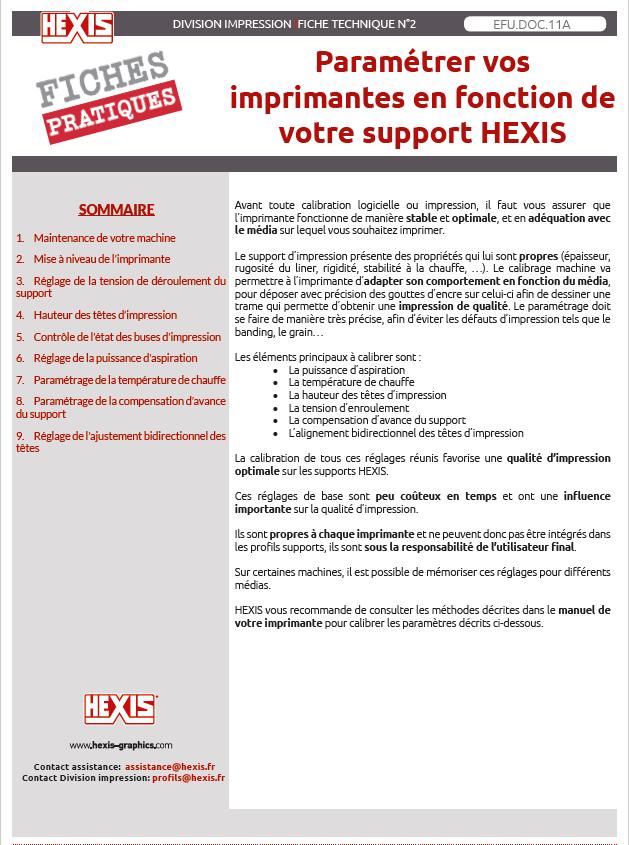 profil hexis