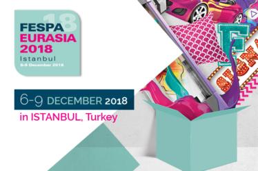 FESPA EURASIA 6 al 9 Dicembre