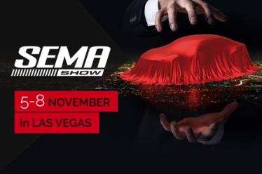 HEXIS at SEMA Show in Las Vegas!