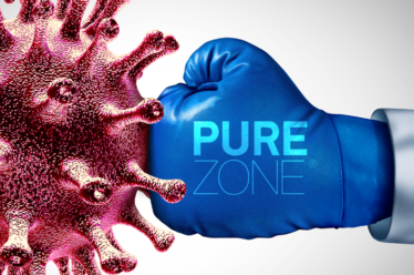 PURE ZONE® PROTECTIVE FILMS ARE ACTIVE AGAINST CORONAVIRUS* INCLUDING SARS-CoV-2*